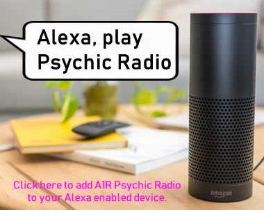 Alexa Play Psychic Radio